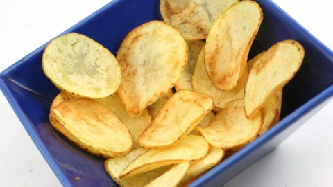 Homemade Chips wallpapers high quality