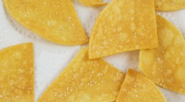 Homemade Chips Wallpaper For IPhone