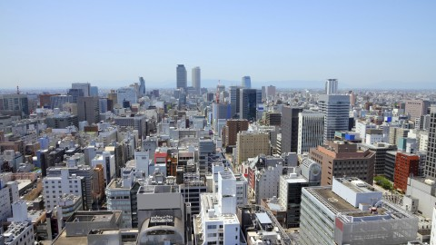 Japan Downtown wallpapers high quality