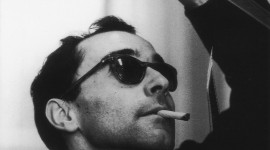 Jean-Luc Godard Wallpaper For IPhone 6