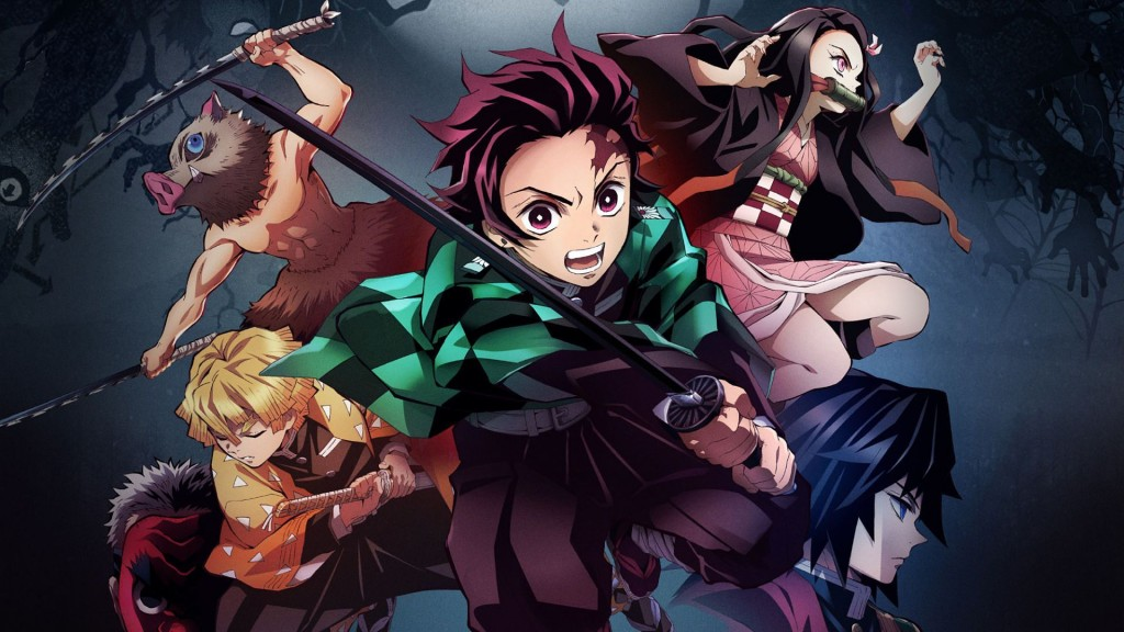 Kimetsu No Yaiba wallpapers HD