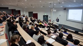 Lectures At The University Wallpaper Free