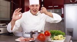 Men Cook Photo