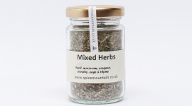 Mix Of Herbs Wallpaper Full HD