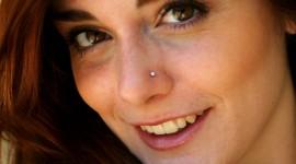 Nose Piercing Wallpaper Download Free