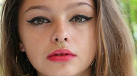Nose Piercing Wallpaper For PC