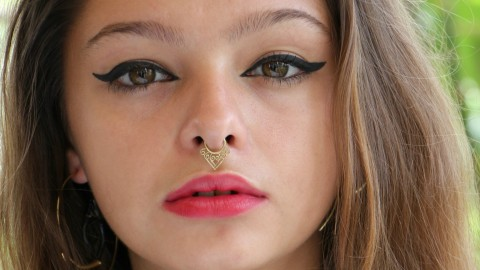 Nose Piercing wallpapers high quality