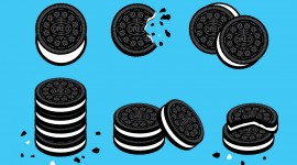 Oreo Cookies Wallpaper 1080p