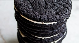 Oreo Cookies Wallpaper For IPhone Free