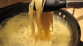 Pasta Al Dente Wallpaper