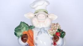 Pig Figurine Wallpaper Full HD