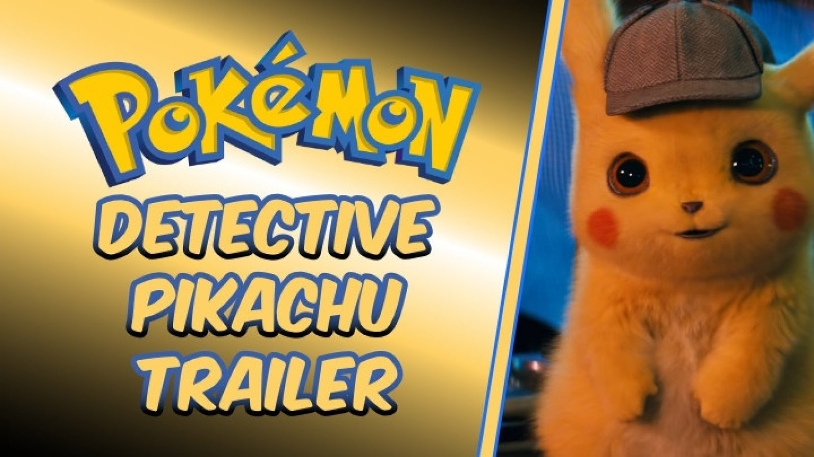 Pokemon Detective Pikachu Wallpapers High Quality Download