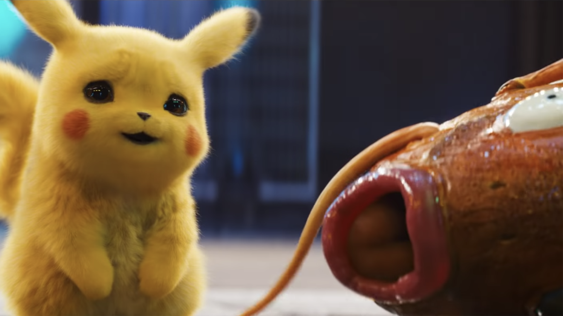 Detective Pikachu Wallpaper Download Fitrini S Wallpaper