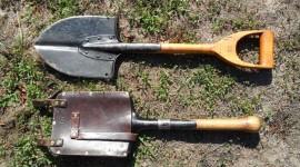 Shovels Wallpaper Download Free