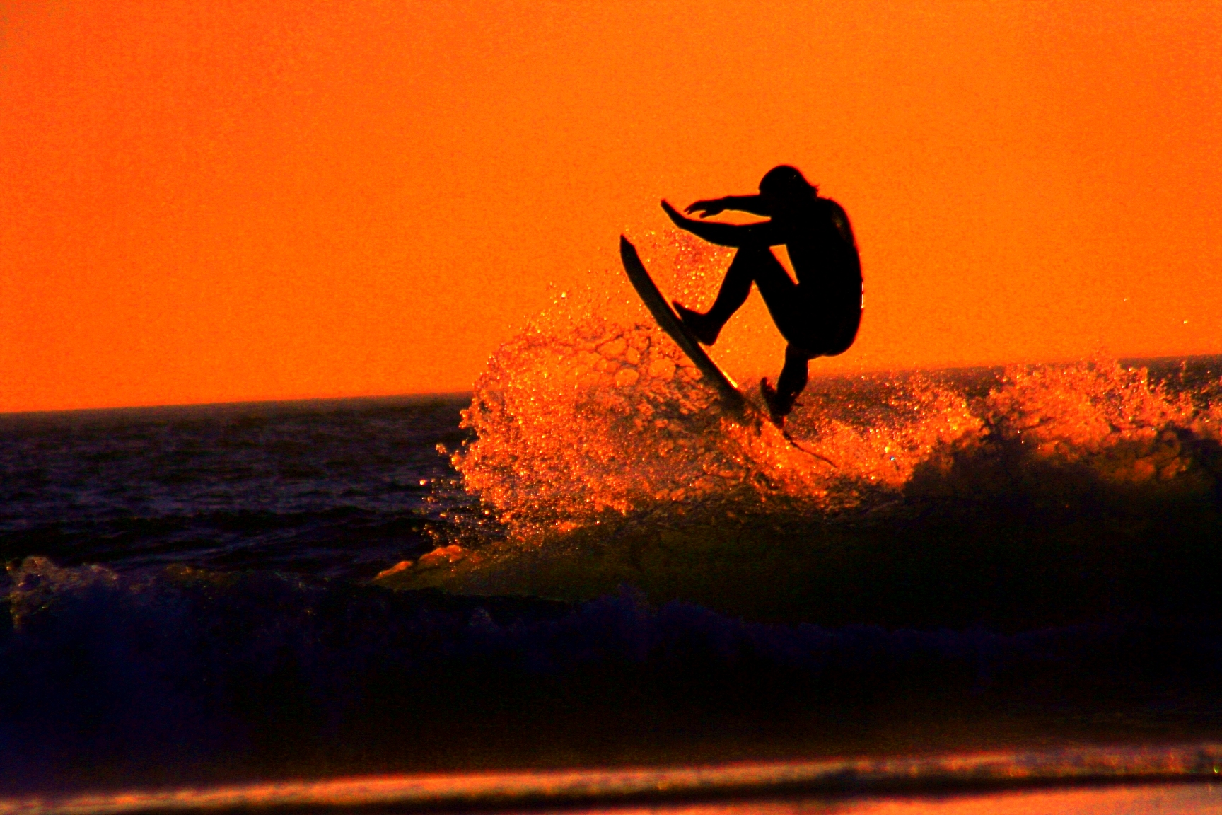 Surfer Sunset Wallpapers High Quality Download Free