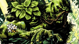 Swamp Thing High Quality Wallpaper