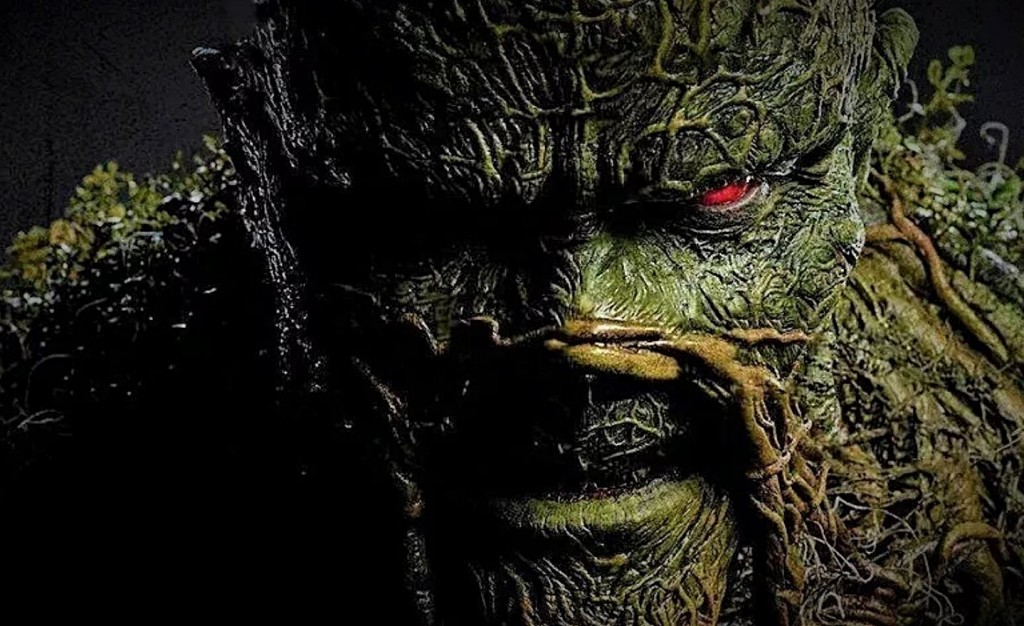 Swamp Thing wallpapers HD
