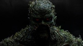 Swamp Thing Wallpaper Background