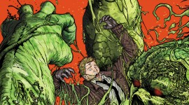 Swamp Thing Wallpaper For IPhone