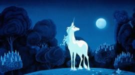 The Last Unicorn Desktop Wallpaper