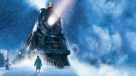 The Polar Express Wallpaper