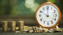 Time Is Money Desktop Wallpaper