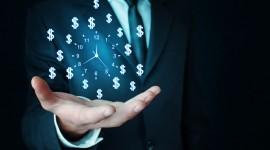 Time Is Money Wallpaper For Desktop