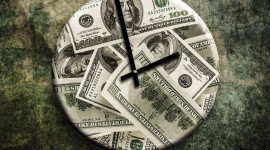 Time Is Money Wallpaper For IPhone