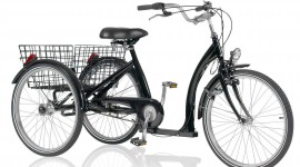 Tricycle Desktop Wallpaper HD