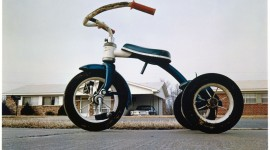 Tricycle Desktop Wallpaper HQ