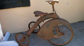 Tricycle Wallpaper Download