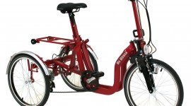 Tricycle Wallpaper Full HD