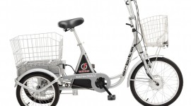 Tricycle Wallpaper HD