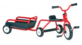 Tricycle Wallpaper High Definition