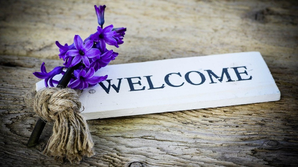 Welcome wallpapers HD