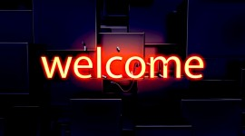 Welcome Wallpaper Download Free
