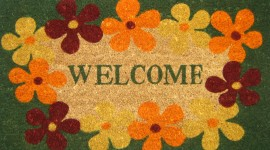 Welcome Wallpaper For PC