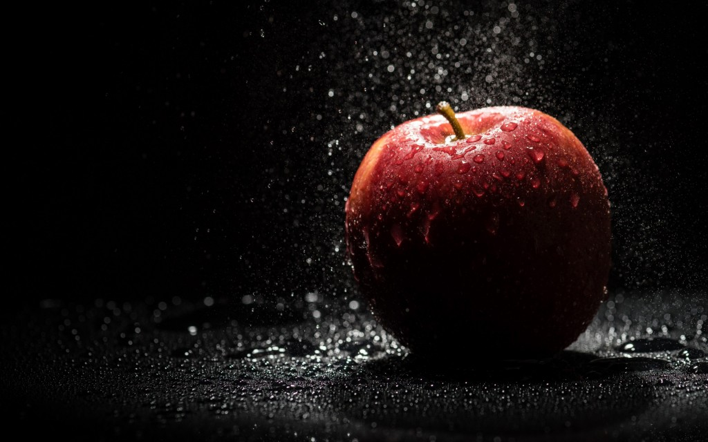 4k Apple Drops Wallpapers High Quality Download Free