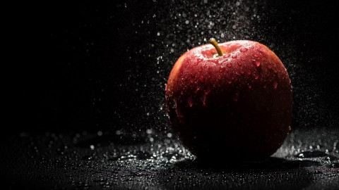 4K Apple Drops wallpapers high quality