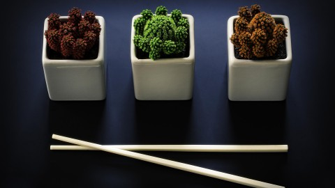4K Chopsticks wallpapers high quality