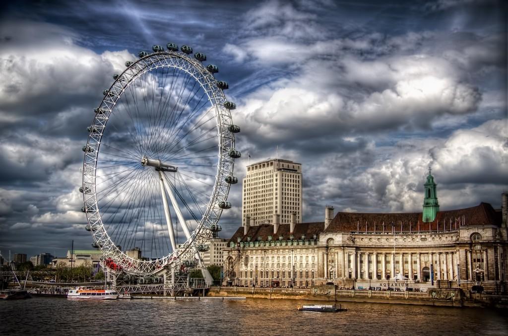 4K Ferris Wheel wallpapers HD