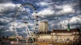 4K Ferris Wheel Best Wallpaper
