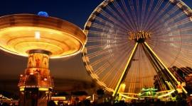4K Ferris Wheel Photo