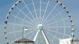 4K Ferris Wheel Wallpaper For Mobile