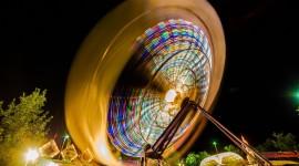 4K Ferris Wheel Wallpaper Full HD