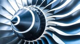 4K Jet Engine Wallpaper