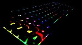 4K Keyboard Backlight Best Wallpaper