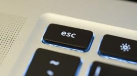4K Keyboard Backlight Desktop Wallpaper