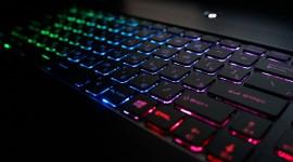 4K Keyboard Backlight Image Download