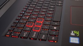 4K Keyboard Backlight Photo Free